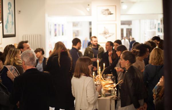 Louer un espace vente éphémère à Paris